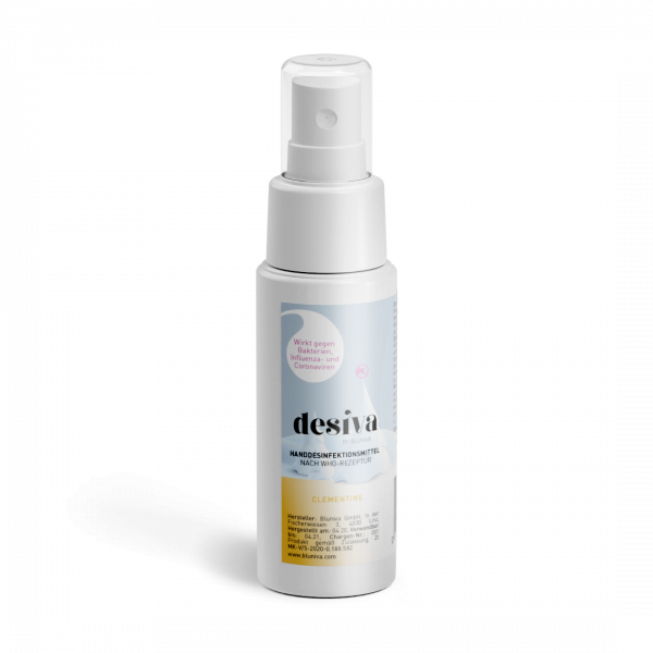 Desiva Limited Edition mit Clementinenduft