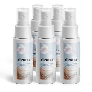 Vorteilspaket 5x Desiva <br/>mit Zimtplätzchen-Duft