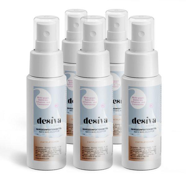 Vorratspaket Desiva mit Zimtplätzchenduft