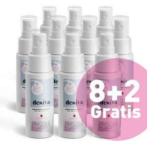 Supervorratspaket 10x Desiva<br />mit Beerenduft 50 mL