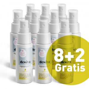 Supervorratsspaket 10x Desiva<br /> mit Zitrusduft 50 mL